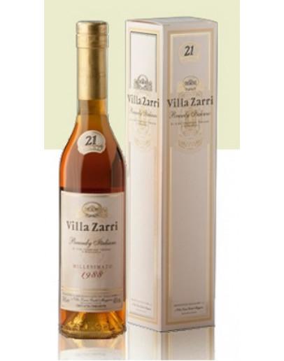 Brandy Villa Zarri 18 anni millesimato Tabacco 1998