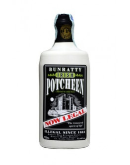 Irish Whiskey Bunratty Potcheen