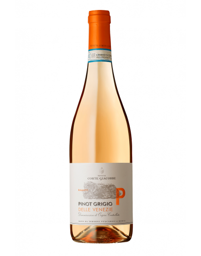 12 Pinot Grigio Ramato doc 2017