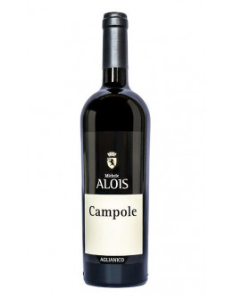 6 Aglianico igp 2014 - Campole