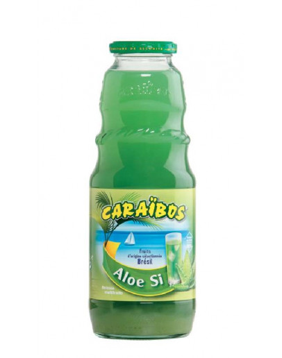 6 Juices Caraibos Aloe Si 1 l