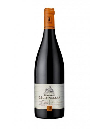 6 Pinot Noir Vin de Pays de Laude 2016
