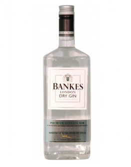 Gin Bankes London Dry 1 l