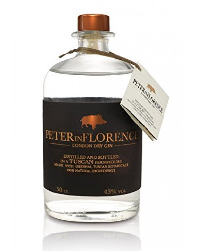Gin Peter in Florence London Dry 1 l