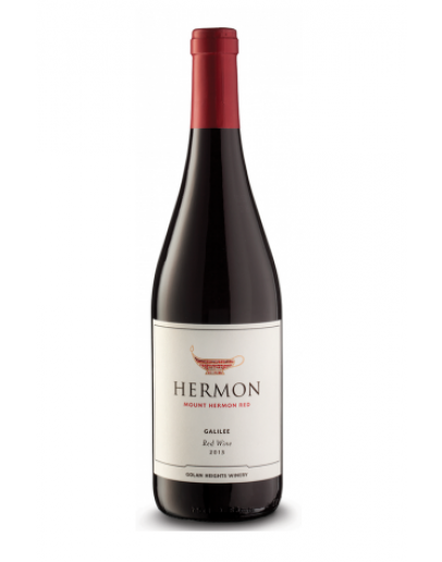 12 Mount Hermon Red 2017 0,375 l