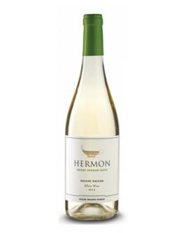 12 Mount Hermon White 2019 0,375 l