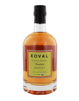 Bourbon Whisky Koval Single Barrel