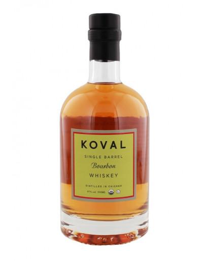 Bourbon Whisky Koval Single Barrel