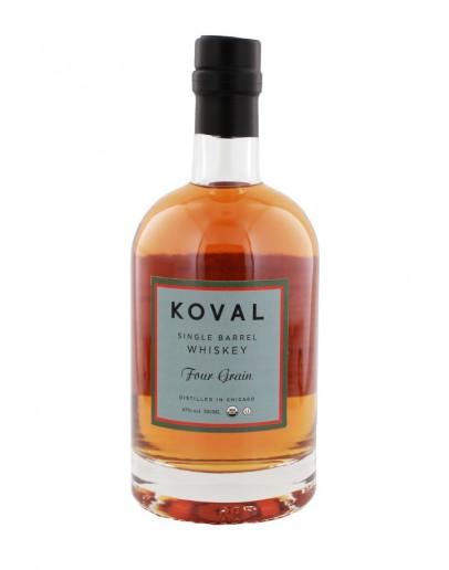 Four Grain Whisky Koval Single Barrel