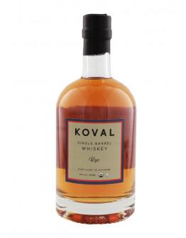 Rye Whisky Koval Single Barrel