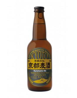 12 Kyoto Beer Kuromame Ale