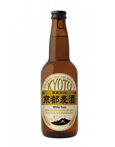 12 Kyoto Beer White Yuzu Ale