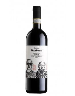 Amarone della Valpolicella docg 2015 - Conte Gastone