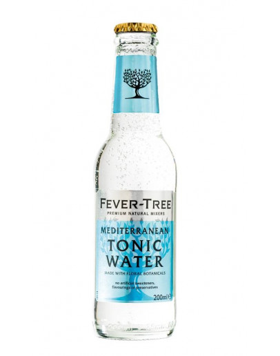 24 Tonic Water Fever Tree Mediterranean