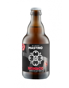 12 Birra Mastino Monaco Amber Lager