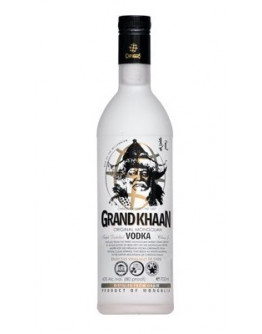 Grand Khaan Original Mongolian Vodka
