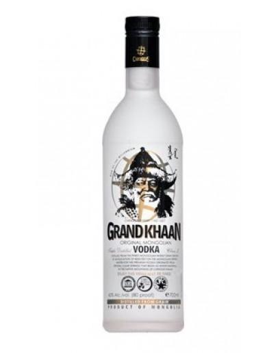 Grand Khaan Original Mongolian Vodka