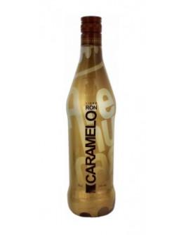 Rum Arehucas with Caramel