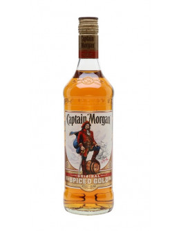 Rum Capitan Morgan Spiced Gold 0,2 l