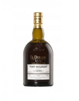 Rum El Dorado Rare Collection Port Mourant 1999