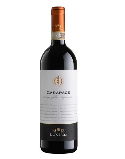 6 Montefalco Sagrantino docg 2014 Carapace
