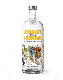 Vodka Absolut Karnival
