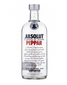 Vodka Absolut Peppar