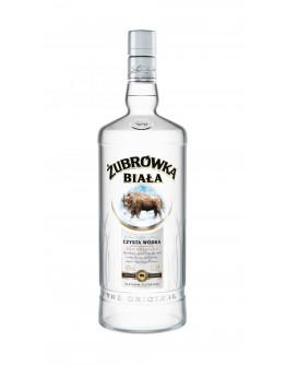 Vodka Zubrowka Biala 1 l