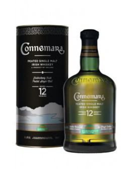 Whiskey Connemara 12 y.o.