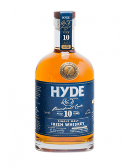 Whiskey Hyde N°1 Single Malt Sherry Cask 10 y.o.