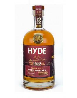 Whiskey Hyde N°4 Single Malt Rum Cask