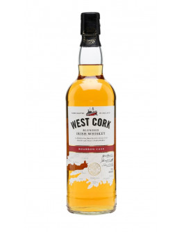 Whiskey West Cork Bourbon Cask
