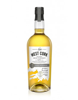 Whiskey West Cork Cask Strenght