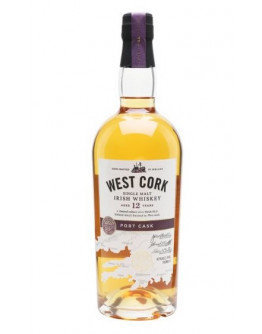 Whiskey West Cork Port Cask 12 y.o.