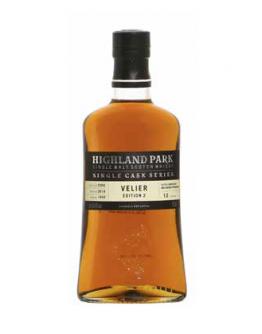 Whisky Highland Park Velier Single Cask N°2