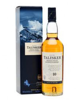 Whisky Talisker 10 y.o.
