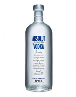 Vodka Absolut Illusion Limited Edition 1 l