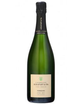 Champagne Agrapart Terroirs Blanc de Blanc Grand Cru Magnum