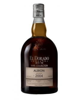 Rum El Dorado Rare Collection Albion 2004