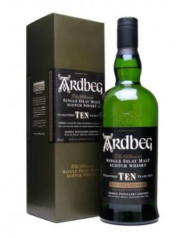 6 Whisky Ardbeg 10 y.o