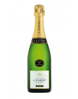 Champagne A. Robert Blanc de Blancs