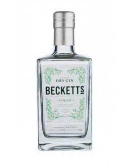 Beckett's London Dry Gin Type 1097