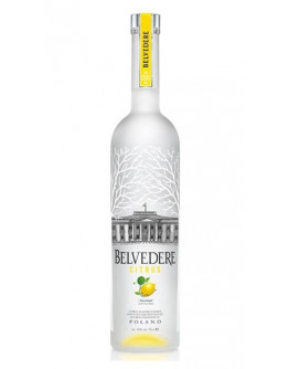 6 Vodka Belvedere Citrus