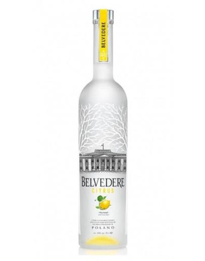 6 Vodka Belvedere Citrus