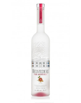 6 Vodka Belvedere Pink Grapefruit