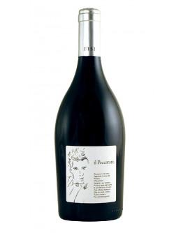 6 Pinot Nero vinificato in bianco frizzante 2018 - Il Peccatore