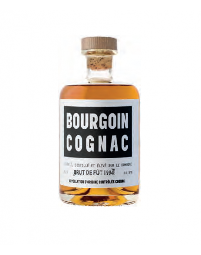 Cognac Bourgoin Brut de Fut 1994