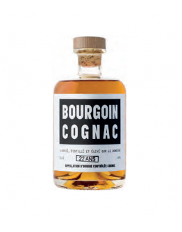 Cognac Bourgoin 22 ans
