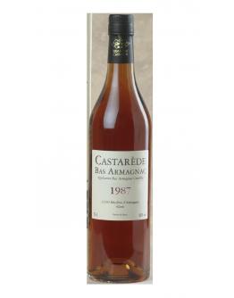 Bas Armagnac Castarede 1987