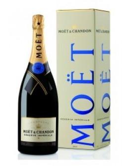 3 Champagne Moet Chandon Rèserve Impèriale Magnum Astucciato